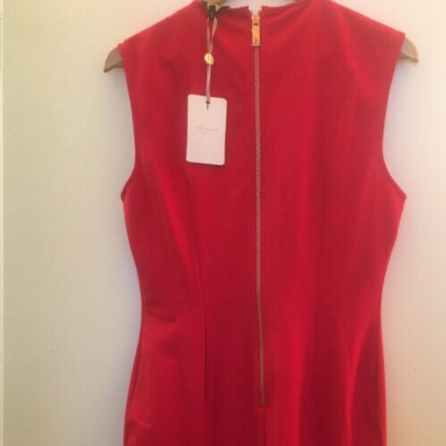Ted Baker Tunic Embellished Double Layer Bufford Dress