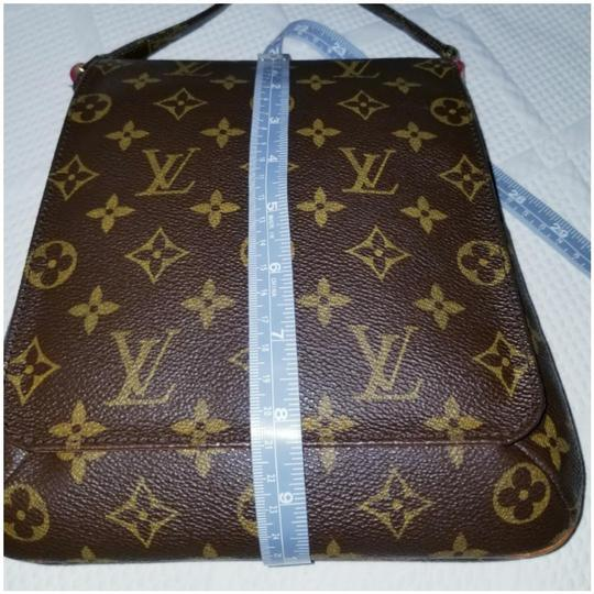 Louis Vuitton Lv Monogram Cross Body Bag