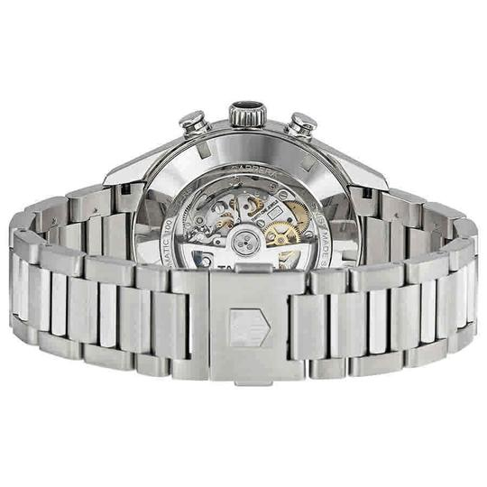TAG Heuer Tag Heuer Carrera 36 Flyback Chronograph Grey Dial Men's Watch CAR2B11