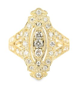 Other Pave Diamond Cluster