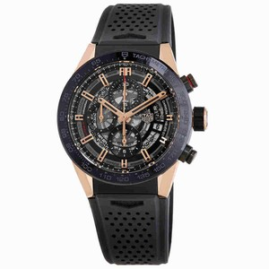 TAG Heuer Tag Heuer Carrera Chronograph Automatic Men's Watch CAR205A.FT6087