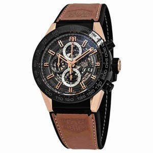 TAG Heuer Tag Heuer Carrera Caliber Heuer 01 Chronograph Automatic Men's Watch