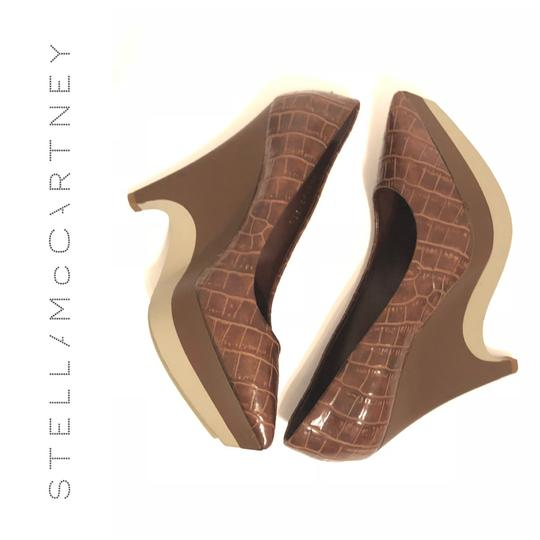 Stella McCartney brown Pumps