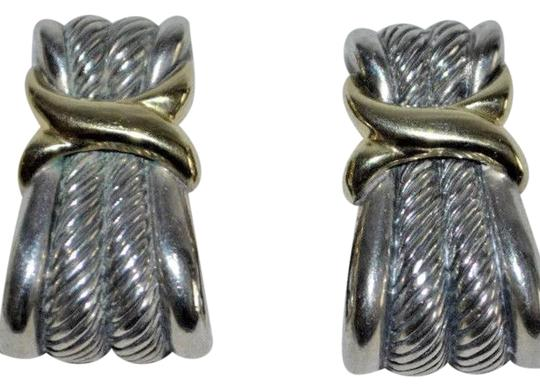 Preload https://img-static.tradesy.com/item/24297950/david-yurman-silver-and-gold-925-cable-collectibles-crossover-earrings-0-3-540-540.jpg