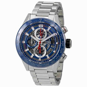 TAG Heuer Tag Heuer Carrera Chronograph Automatic Men's Watch CAR201T.BA0766