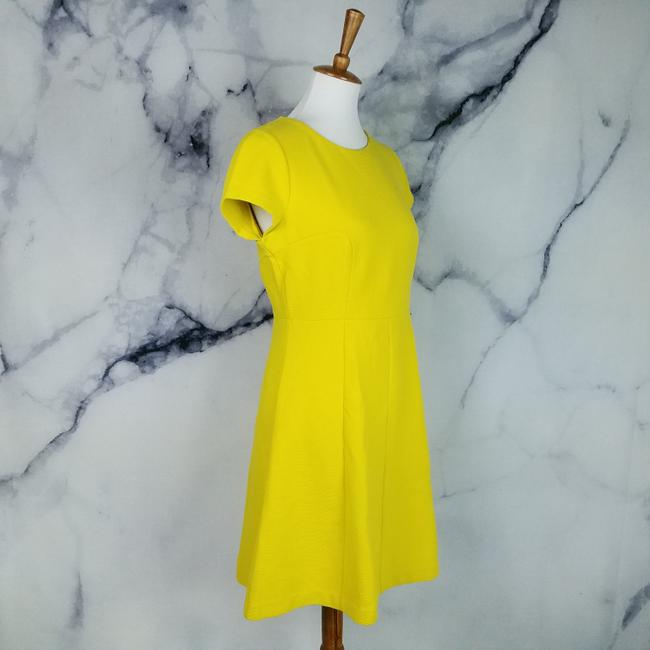 Boden short dress Chartreuse on Tradesy