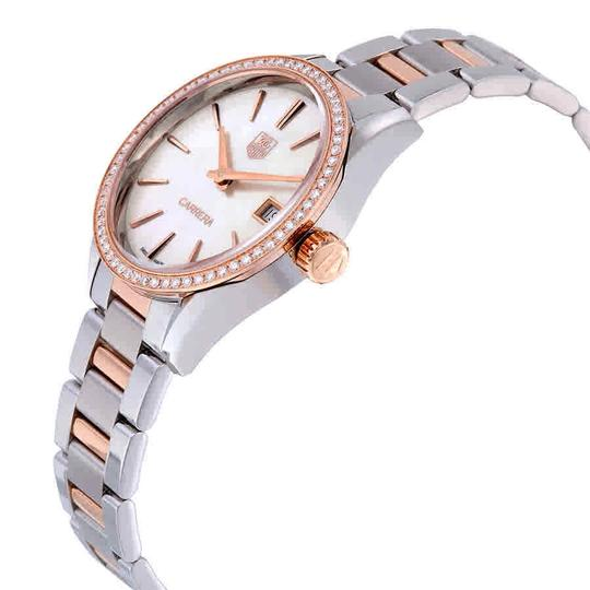 TAG Heuer Tag Heuer Carrera Diamond Ladies Watch WAR1353.BD0779