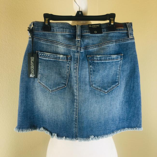 BlankNYC Mini Skirt Blue