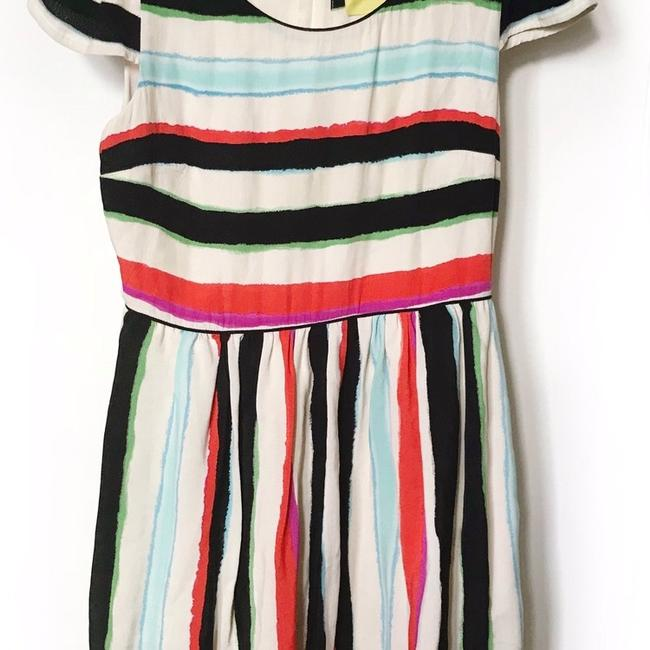 Anthropologie short dress multi color on Tradesy