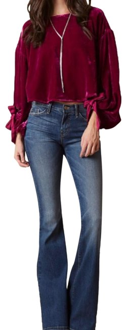 Preload https://img-static.tradesy.com/item/24297998/free-people-pink-gimme-some-lovin-blouse-size-4-s-0-4-650-650.jpg