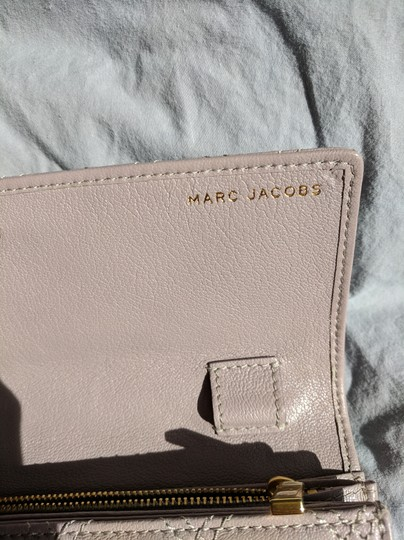 Marc Jacobs Quilted Leather Ginger Crossbody Wallet