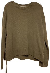 Vince Cashmere Side Sweater