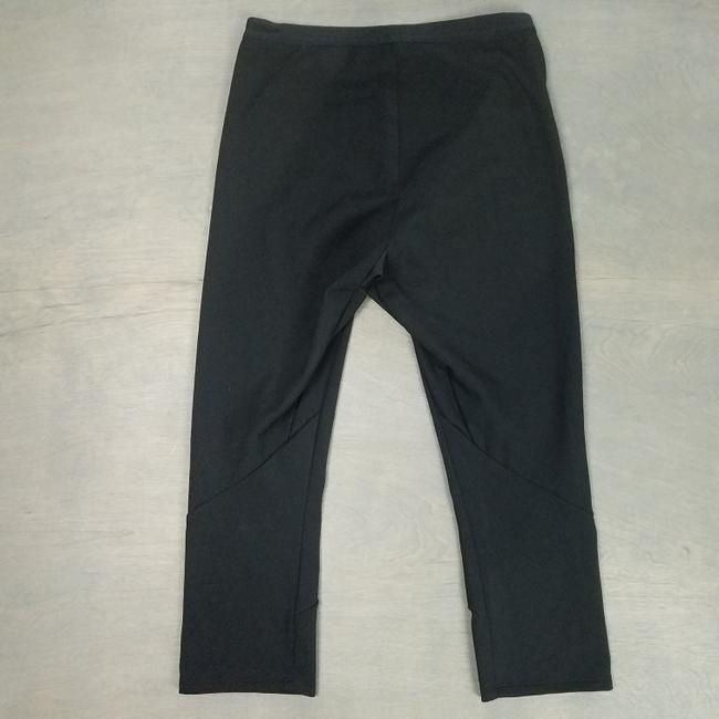 Arc'teryx Capri Stretch Athletic Black Leggings