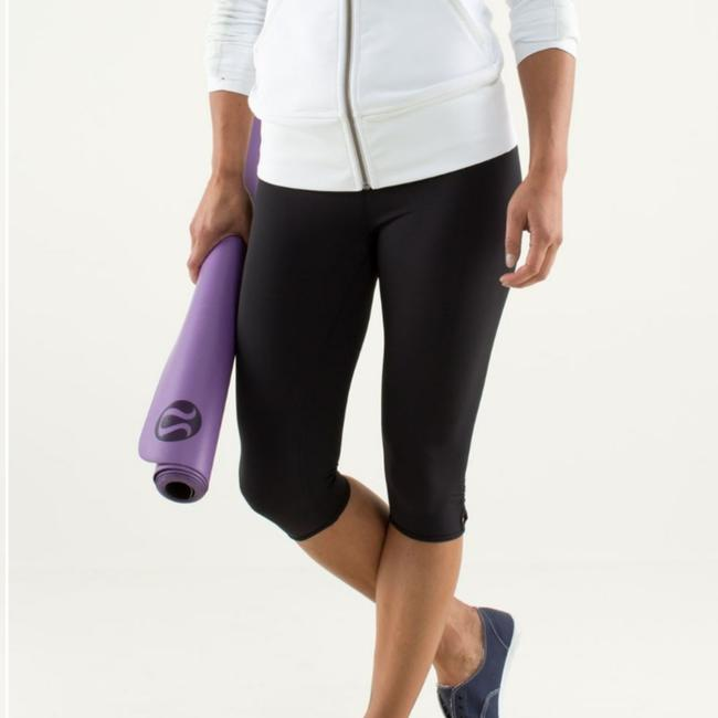Lululemon Lululemon Black Bandha Crop Leggings