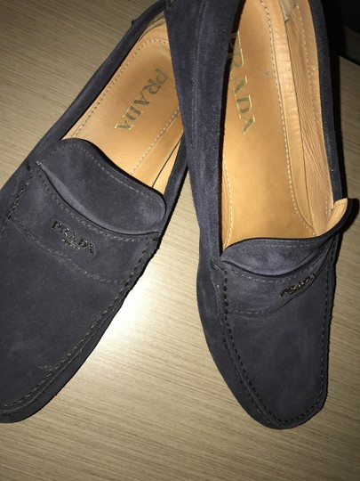 Prada Navy Blue Formal