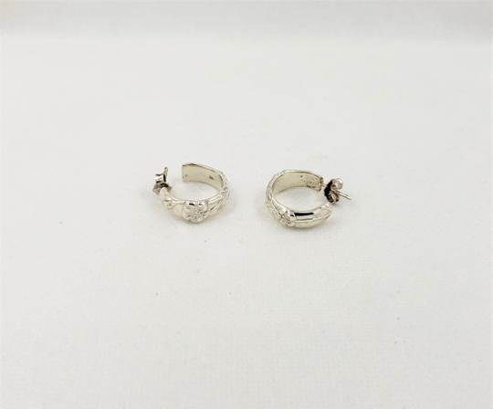 Tiffany & Co. Tiffany & Co. Sterling Silver Hoop Earrings 7.43g