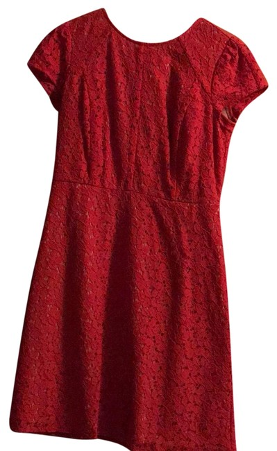 Preload https://img-static.tradesy.com/item/24298165/ann-taylor-loft-red-mid-length-workoffice-dress-size-petite-0-xxs-0-3-650-650.jpg