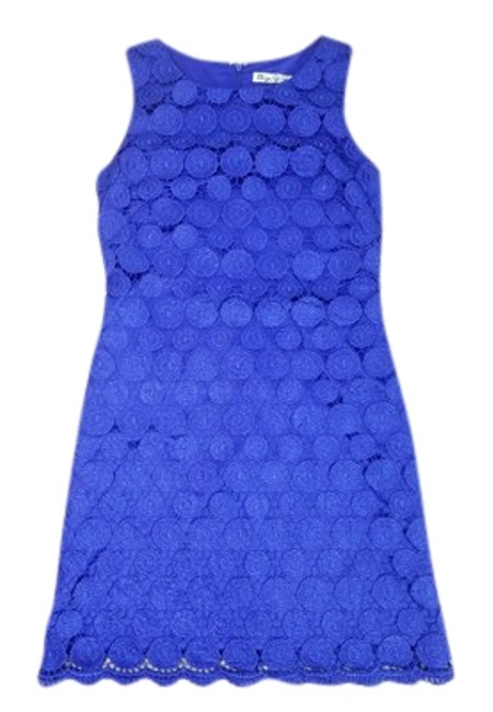 Preload https://img-static.tradesy.com/item/24298171/eliza-j-blue-sheath-short-cocktail-dress-size-2-xs-0-1-650-650.jpg