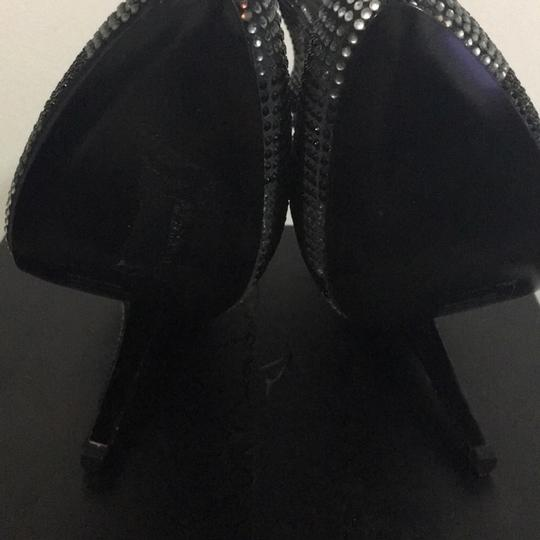 Report Signature Black & White Crystals Boots Image 4