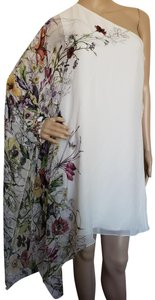 Gucci Sundress Flora Monogram Guccissima Gg Top White