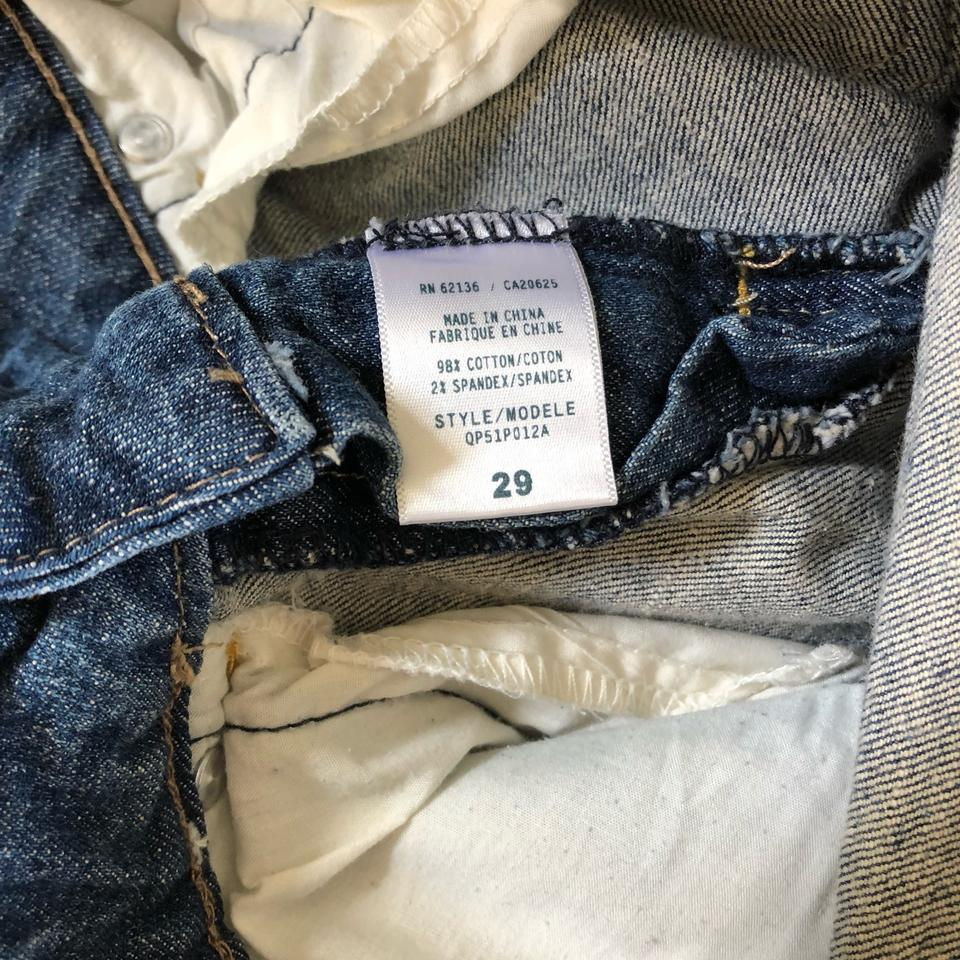 guess jeans rn 62136