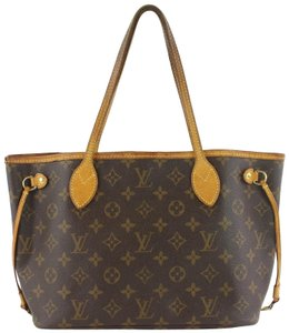 Louis Vuitton Neverfull Damier Neverfill Neverfold Neverfull Tote in Brown