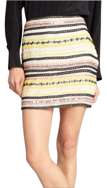 Item - Multi-colored Skirt Size 4 (S, 27)