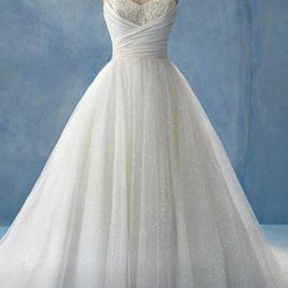 2019 year lifestyle- Wedding Cinderella dress alfred angelo pictures