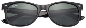 Ray-Ban Kids New Wayfarer Sunglasses RJ9052S, 48mm, Black