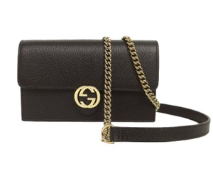 Gucci Wallet On Chain Cross Body Bag
