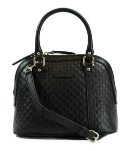 Gucci 466507 Leather Cross Body Bag