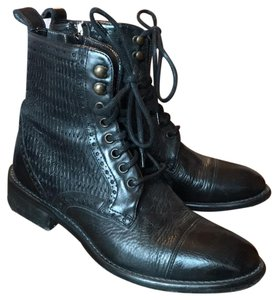 Johnston & Murphy black Boots