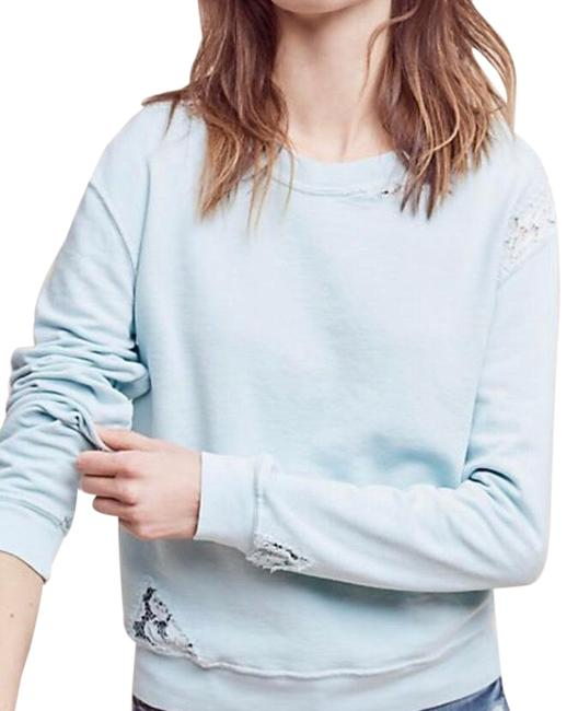Preload https://img-static.tradesy.com/item/24300733/anthropologie-mint-new-with-tags-laced-terry-style-41460908-sweatshirthoodie-size-16-xl-plus-0x-0-3-650-650.jpg
