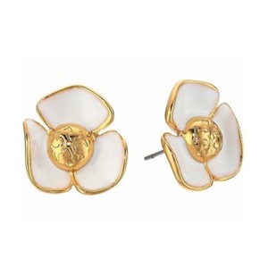 383f2d525463f Tory Burch Stud Earrings - Up to 70% off at Tradesy