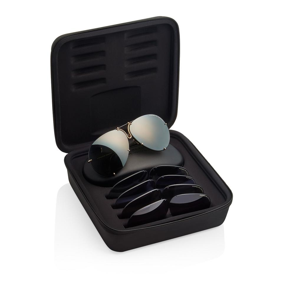 b9b2ac7350f PORSCHE DESIGN Limited Edition P8478 40Y Set 5 pairs of changeable lenses  Size 69 Image 4. 12345