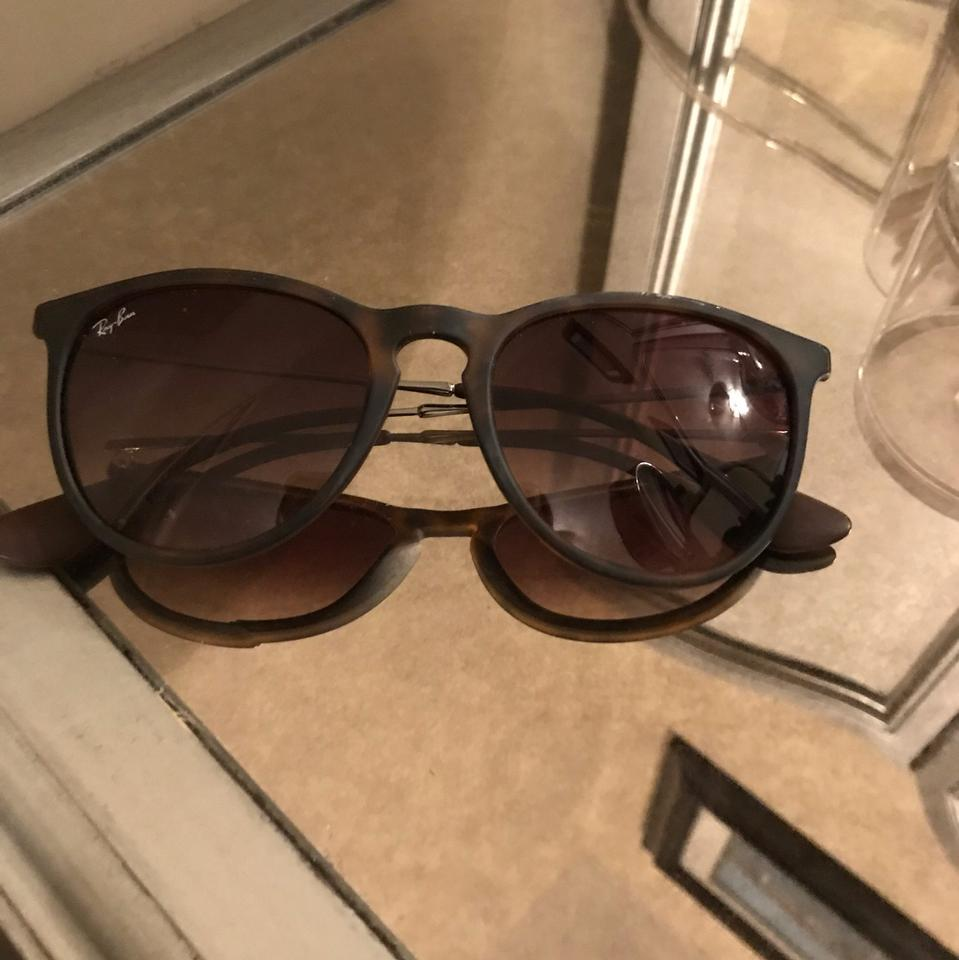 320f49b6675 Ray-Ban Brown Erika Sunglasses - Tradesy