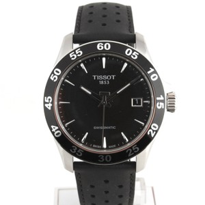 Tissot V8 Automatic Date Dial Men's Leather Watch