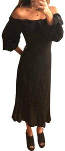 black Maxi Dress by & Other Stories