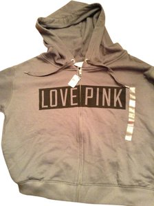 Victoria's Secret Zip Up Fleece Sweatshirt