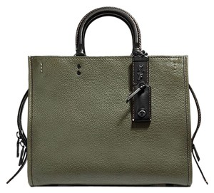Coach 1941 Tote in Army Green