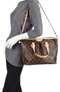Louis Vuitton Palermo Monogram Leather Gold Hardware Limited Edition Shoulder Bag