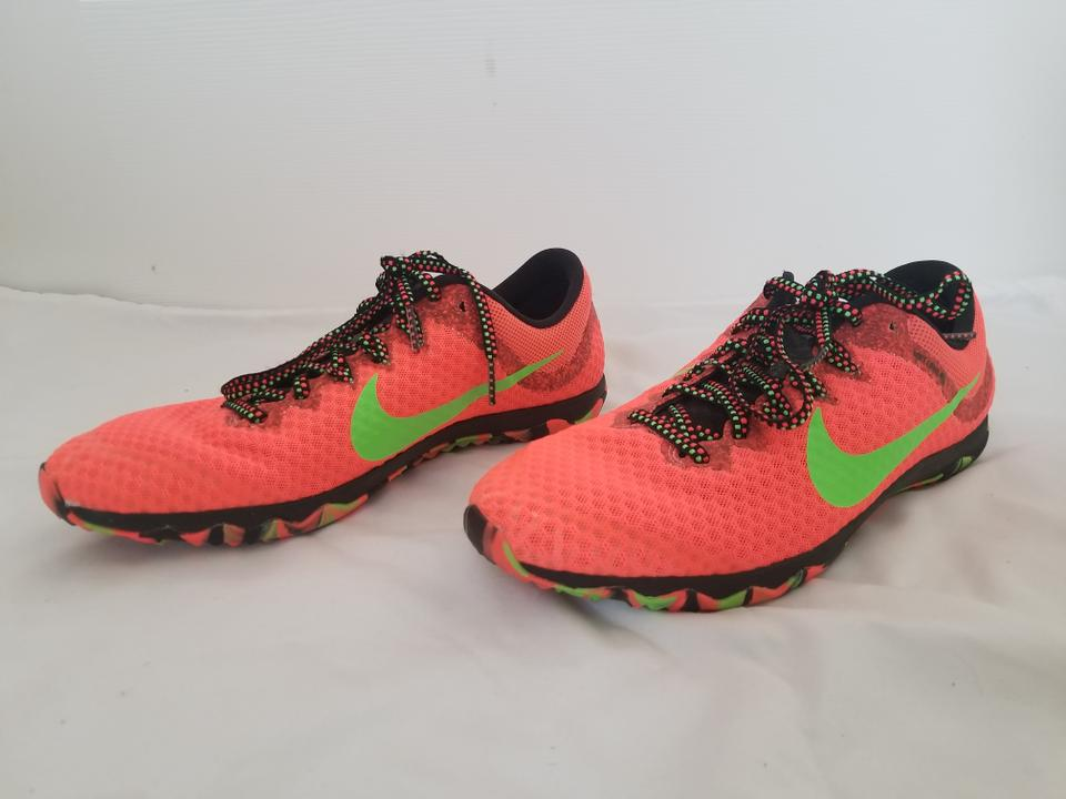e3f6a8156685 Nike Lava Green Zoom Rival Xc Womens 749351-830 Cross Country Racing ...