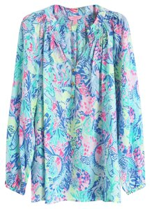Lilly Pulitzer Top Multiple