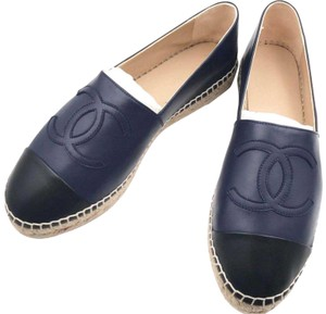 17469a9cdcd Chanel Espadrilles on Sale - Up to 70% off at Tradesy