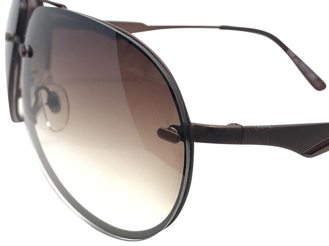 Item - Brown Ultra Thin Classic Polarized with Oblong Lenses Sunglasses