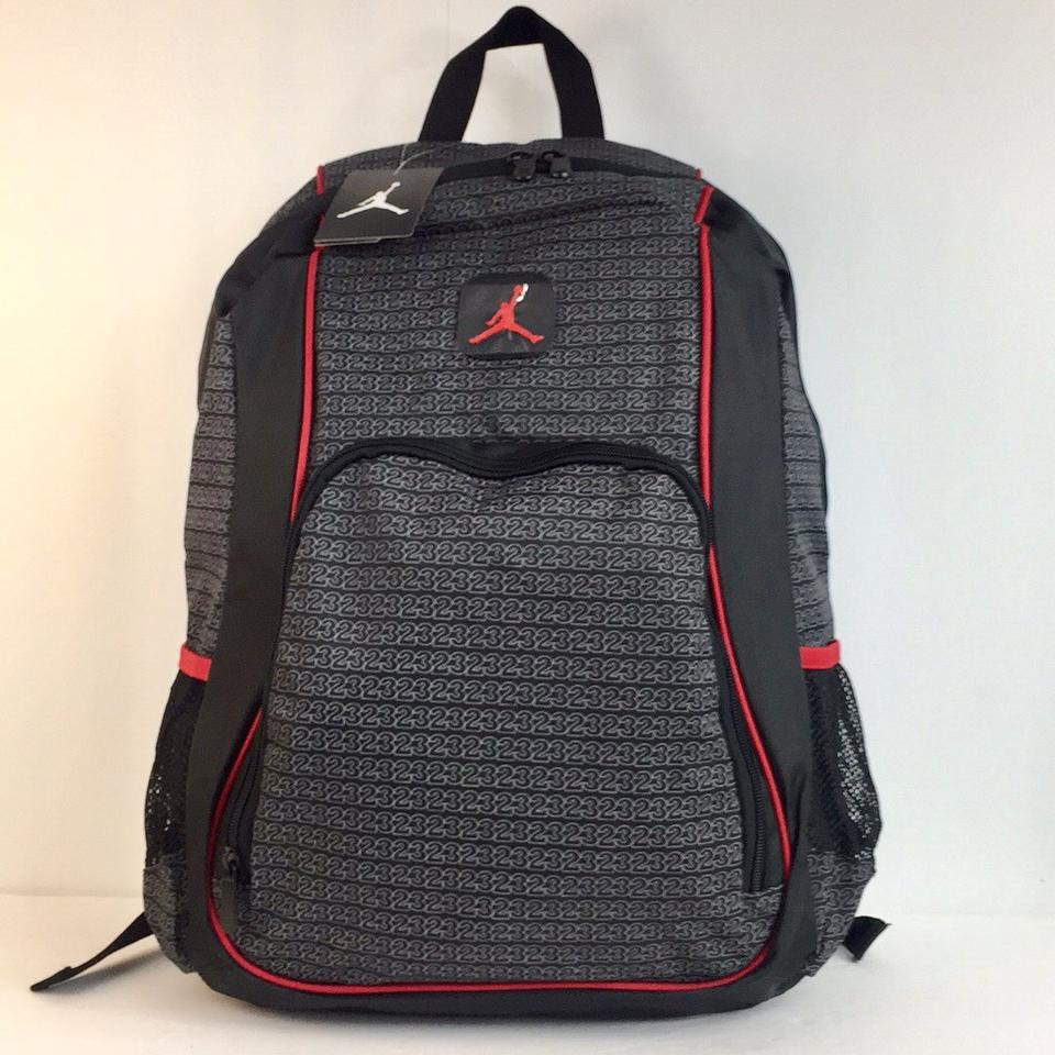 13ddcbea0757 Air Jordan New Nike Jumpman Flight Laptop Bottle Pocket School ...