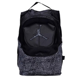 Air Jordan New Nike Jumpman   White Leopard Laptop School Unisex ... 193c4ba370e5d