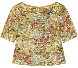 Moschino Top gold