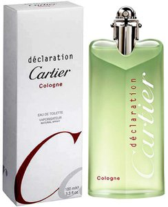 Cartier Declaration Cologne by Cartier 3.3 oz / 100 ml EDT Spray,Unisex New !