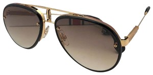 Carrera Special Edition CARRERA Sunglasses GLORY 2M286 58-17 Gold Black Frame